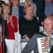 Martin Döbelman, een van onze accordeonisten!
