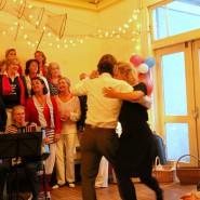 Dansen op de Tango door Coen Koomen en Femke Ottevanger